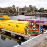 Yellow Submarine, Joker Boat & Titanic Hotel, England - by Guillaume Baviere - Giåm:Flickr