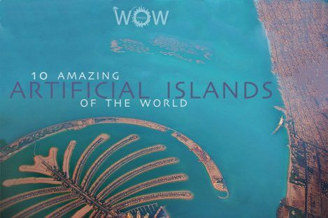 10 Amazing Artificial Islands Of The World