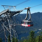 Grouse Mountain Skyride, Vancouver - by Pburka:Wikimedia