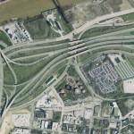 Kennedy Interchange, Kentucky - by Wikimedia