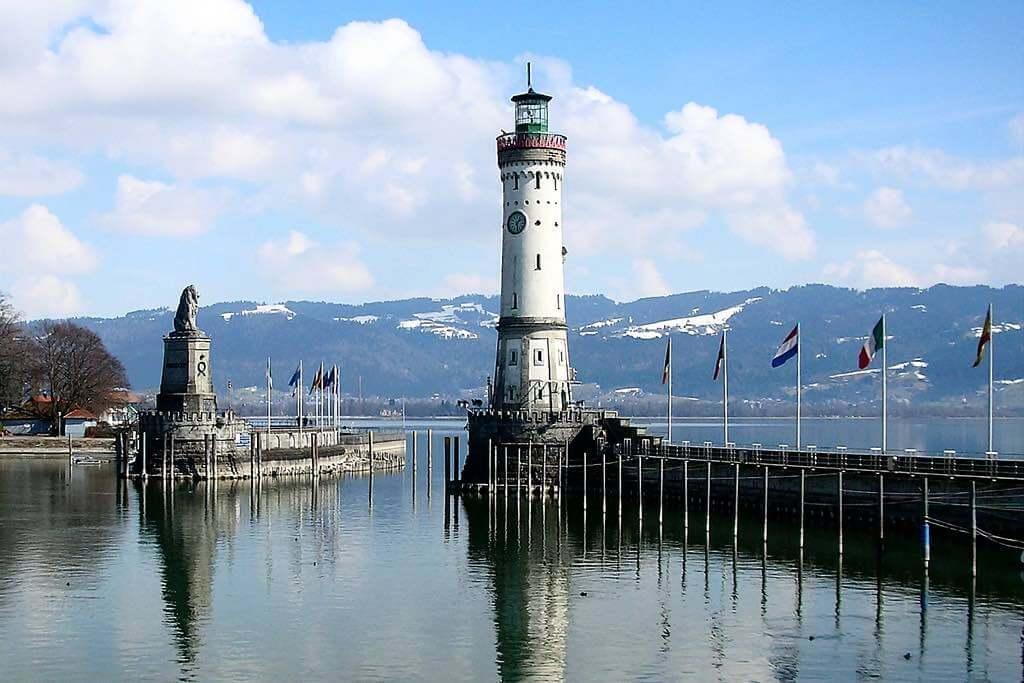 Lindau Lighthouse, Germany - by Kecko:Flickr