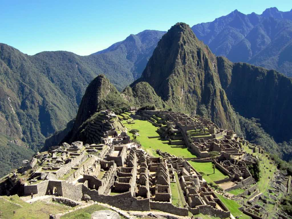 Machu Picchu, Peru - by David Stanley - D-Stanley:Flickr