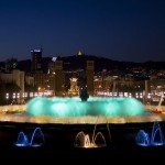 Magic Fountain of Montjuic, Barcelona - by Owen Byrne - ojbyrne:Flickr