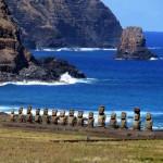Moai, Easter Island - by David Berkowitz:Flickr