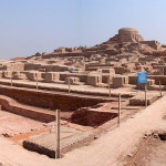 Mohenjo-daro, Pakistan - by Saqib Qayyum:Wikimedia