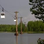 Norsjö Ropeway, Sweden - by Arvid Rudling/Wikimedia