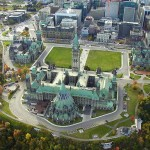 Parliament Hill, Ottawa - by tsaiproject:Flickr