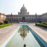 Secretariat Building, New Delhi - by Laurie Jones - ljonesimages:Flickr
