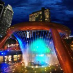 The Fountain of Wealth, Suntec City, Singapore - by Hydriz:Wikimedia