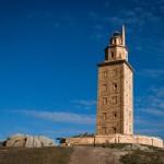 Tower of Hercules, Spain - by EDMAR:Wikimedia
