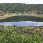 Tswaing Crater, South Africa - by Rotational:Wiimedia