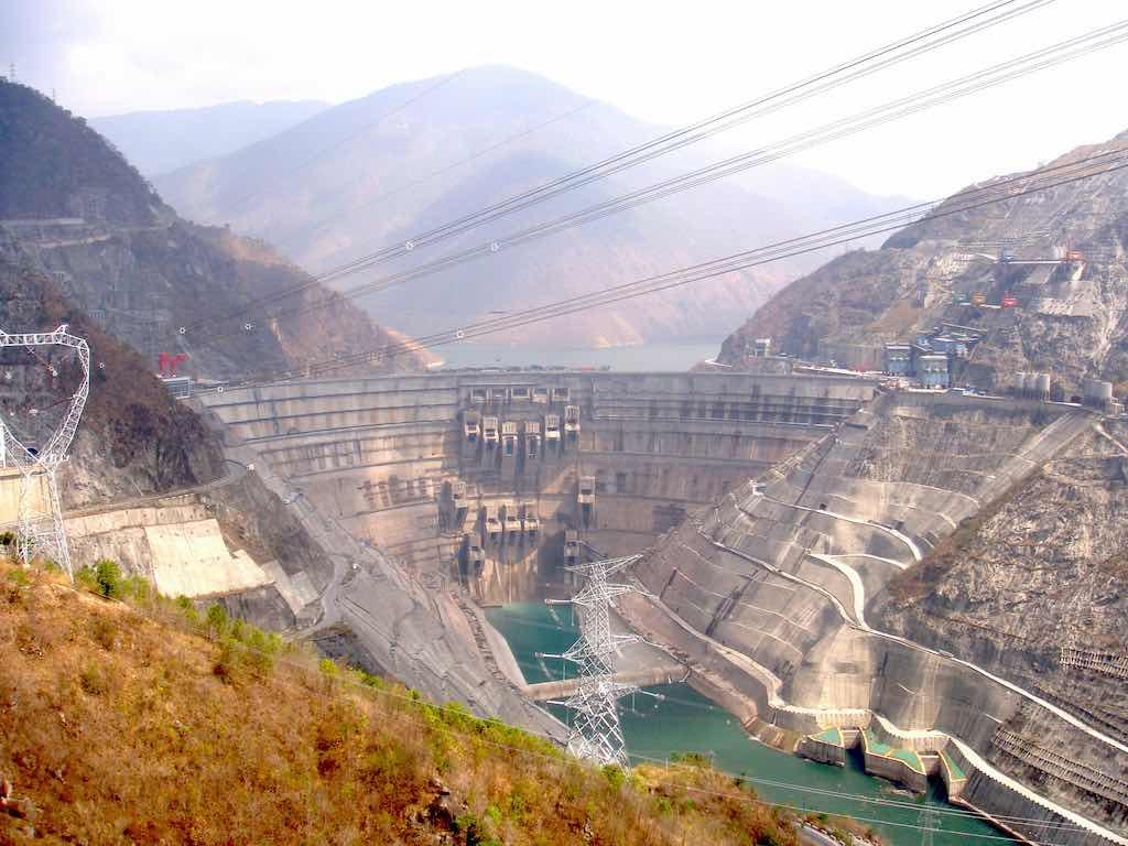 Xiaowan Dam, Lancang River, China - by Engineering at Cambridge:Flickr