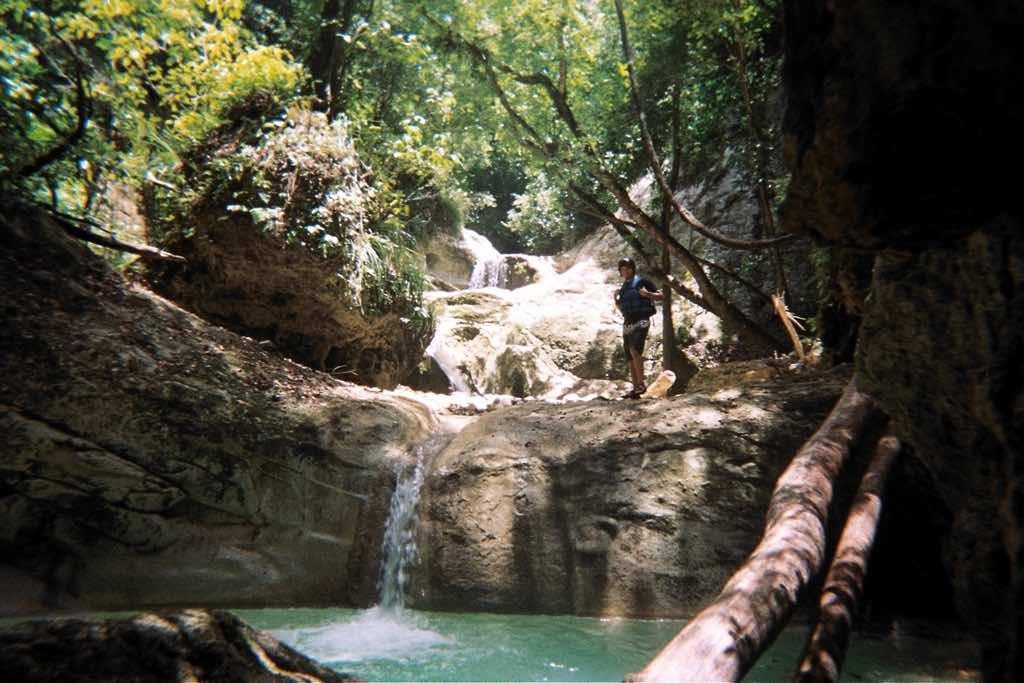 27 Waterfalls, Puerto Plata - by Brent - Stupid Dingo:Flickr
