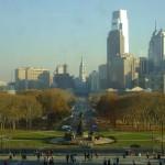 Benjamin Franklin Parkway, Philadelphia - by Jon Seidman - jonseidman1988:Flickr
