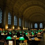 Boston Public Library - by Yuefeng D - R..D:Flickr