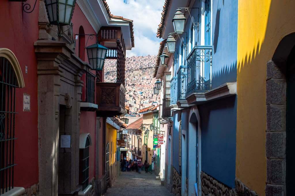 Calle Jaén, La Paz - by David Almeida - David Baggins:Flickr