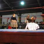 Cholita Wrestling, La Paz - by Aditya Sen - adityasen:Flickr