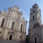 Church of St. Johns, Vilnius - by Hans - hansco:Flickr