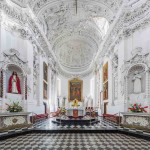 Church of St. Peter and St. Paul, Vilnius - by Diliff:Wikimedia