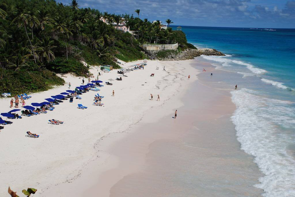 Crane Beach, Barbados - by Dave Shephard - atcshep:Flickr