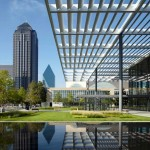 Dallas Arts District - by Dallasborn&bred:Wikimedia