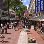 Faneuil Hall Marketplace, Boston - by 6SN7:Flickr
