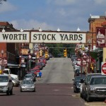 Fort Worth Stockyards National Historic District - by apbutterfield:Flickr