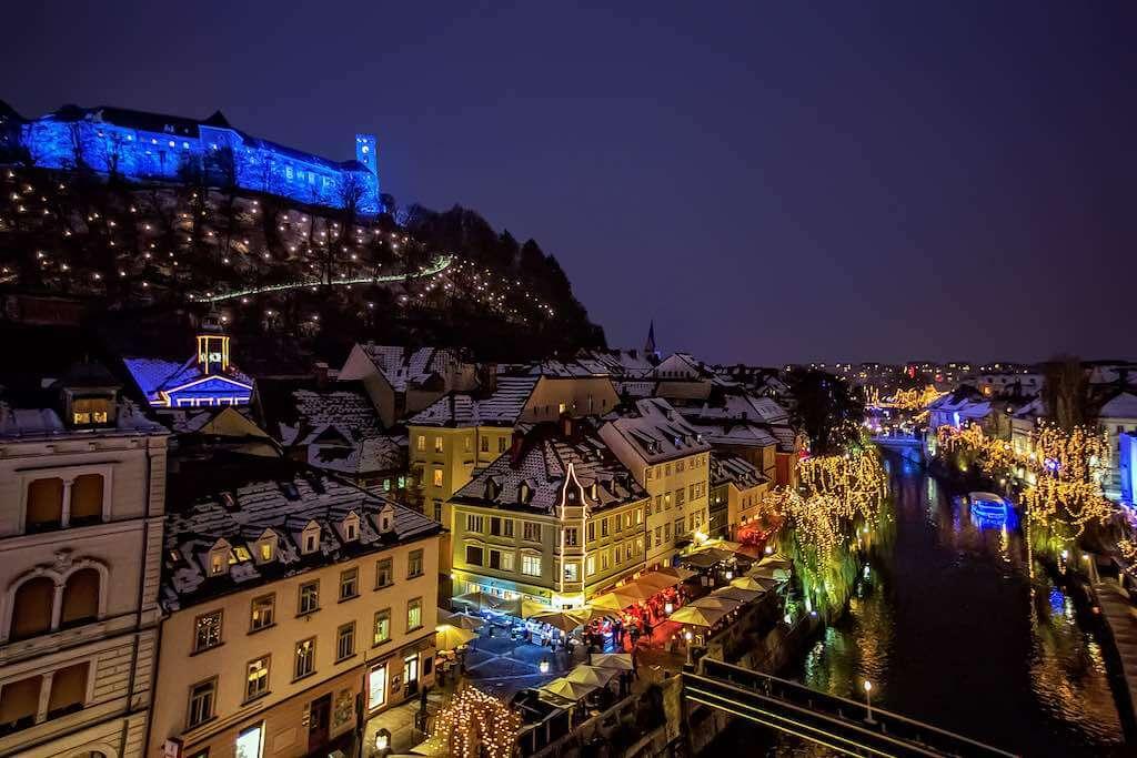 Ljubljana Castle - by Show In My Eyes - Iztok Alf Kurnik :Flickr