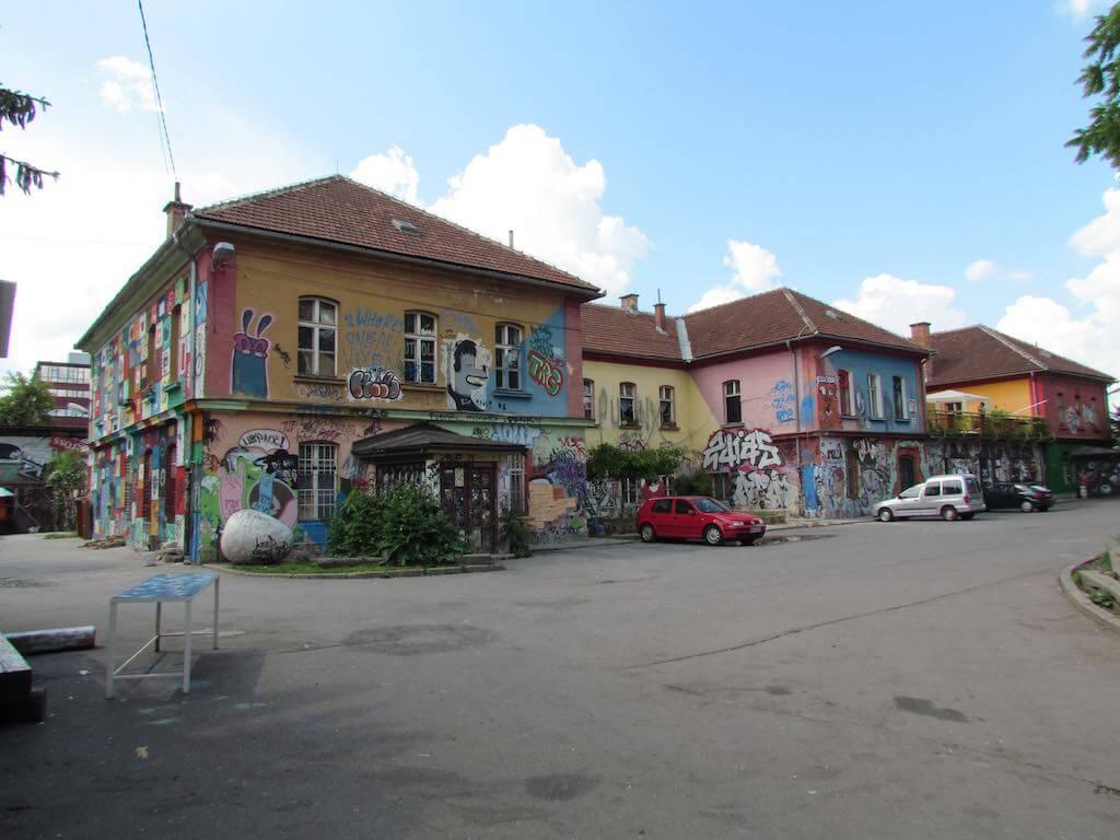 Metelkova Mesto, Ljubljana - by Marika Bortolami - -marika bortolami-:Flickr