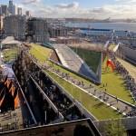 Olympic Sculpture Park, Seattle - by weissmanfredi.com