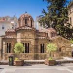 Panaghia Kapnikaréa Church, Athens - by Randy Connolly - randyc9999:Flickr