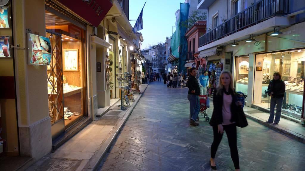 Plaka, Athens - by slayer - darkensiva:Flickr