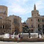 Plaza de la Virgen, Valencia - by Nicolas Vollmer - Project 1080:Flickr
