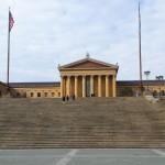 Rocky Steps, Philadelphia - by cezzie901:Flickr