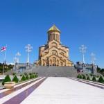 Sameba Cathedral, Tbilisi - by James Emery - hoyasmeg:Flickr