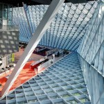 Seattle Public Library - by Santhosh Rajangam:Flickr