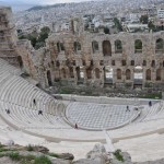 Theatre of Herodes Atticus, Athens - by Jorge Láscar :Flickr