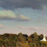 Three Crosses, Vilnius - by calflier001 :Flickr