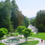 Tivoli Park, Ljubljana - by Luka Crnic - Cherishing the mundane:Flickr
