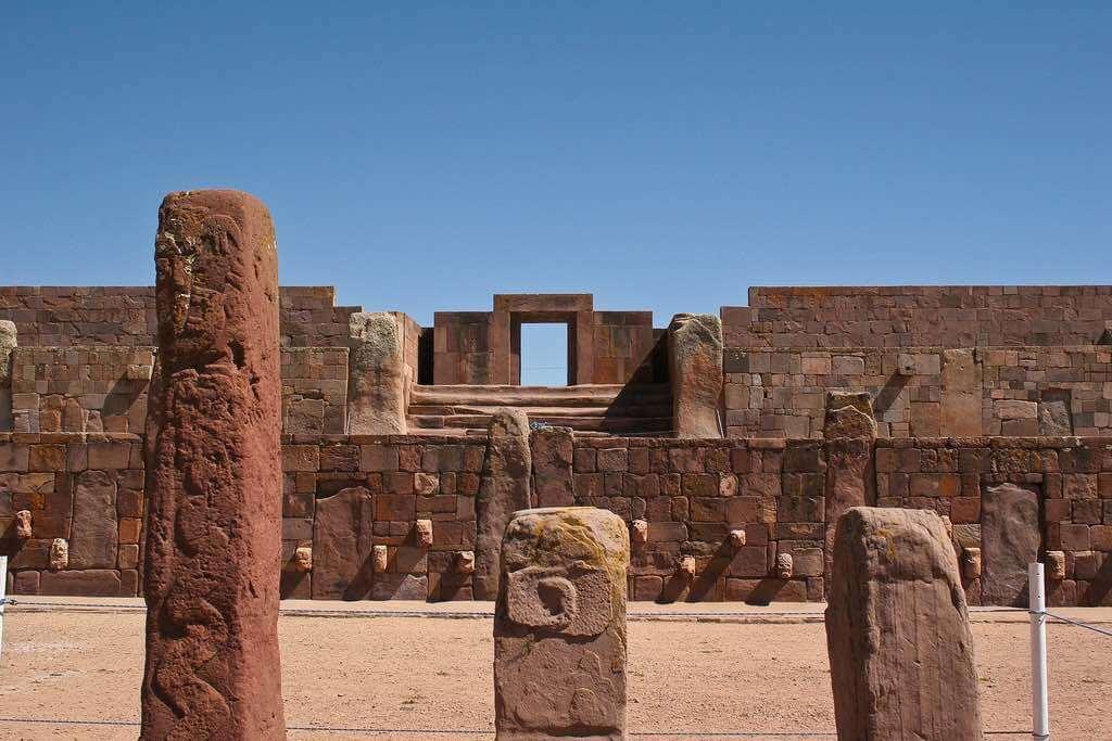 Tiwanaku Ruins, Bolivia - by Danielle Pereira - Miradas.com.br :Flickr