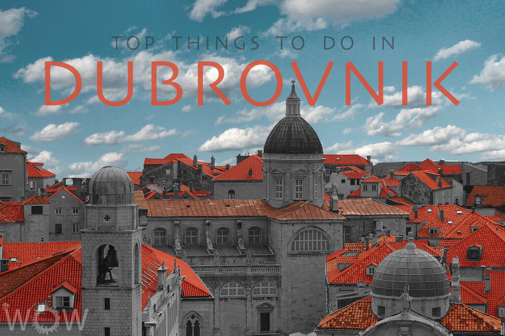 Top 10 Things To Do In Dubrovnik