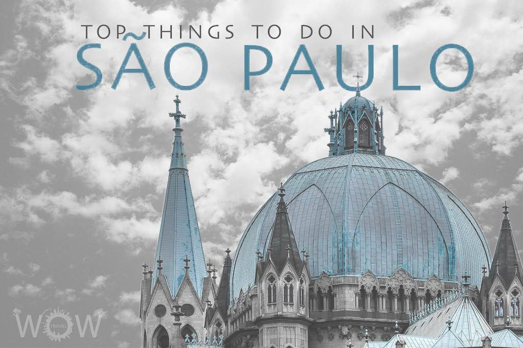 Top 10 Things To Do In Sao Paulo