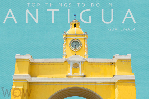 Top 8 Things To Do In Antigua