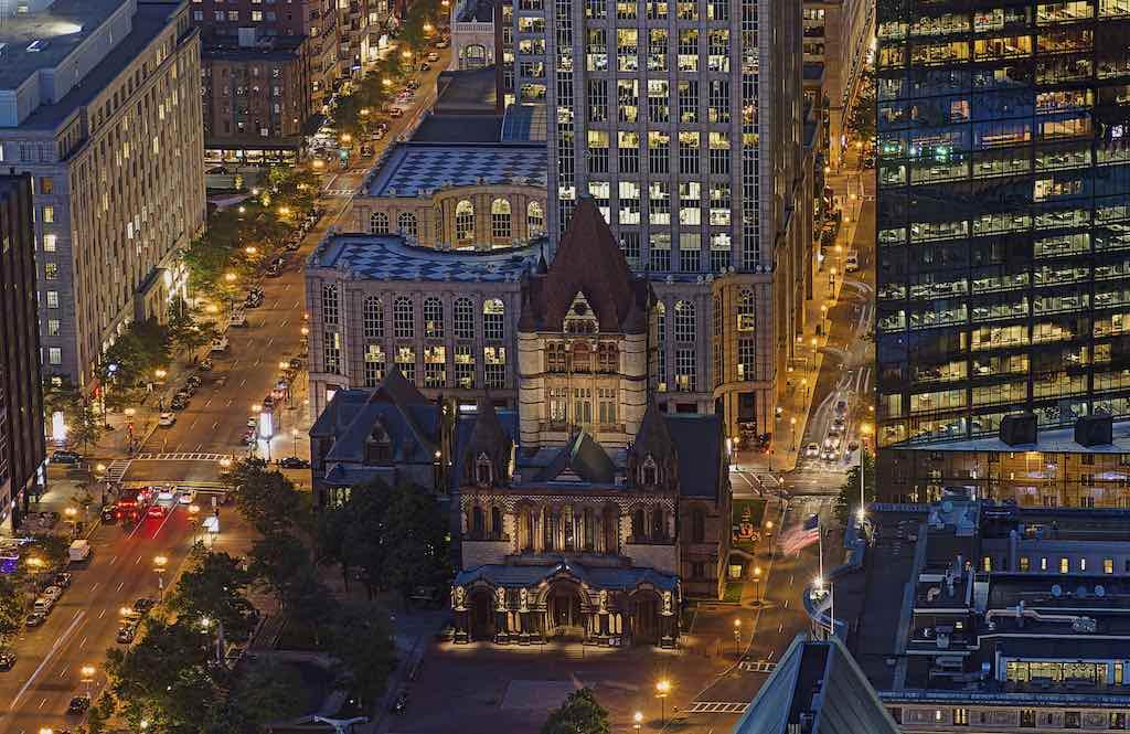 Trinity Church, Boston - by Bill Damon :Flickr