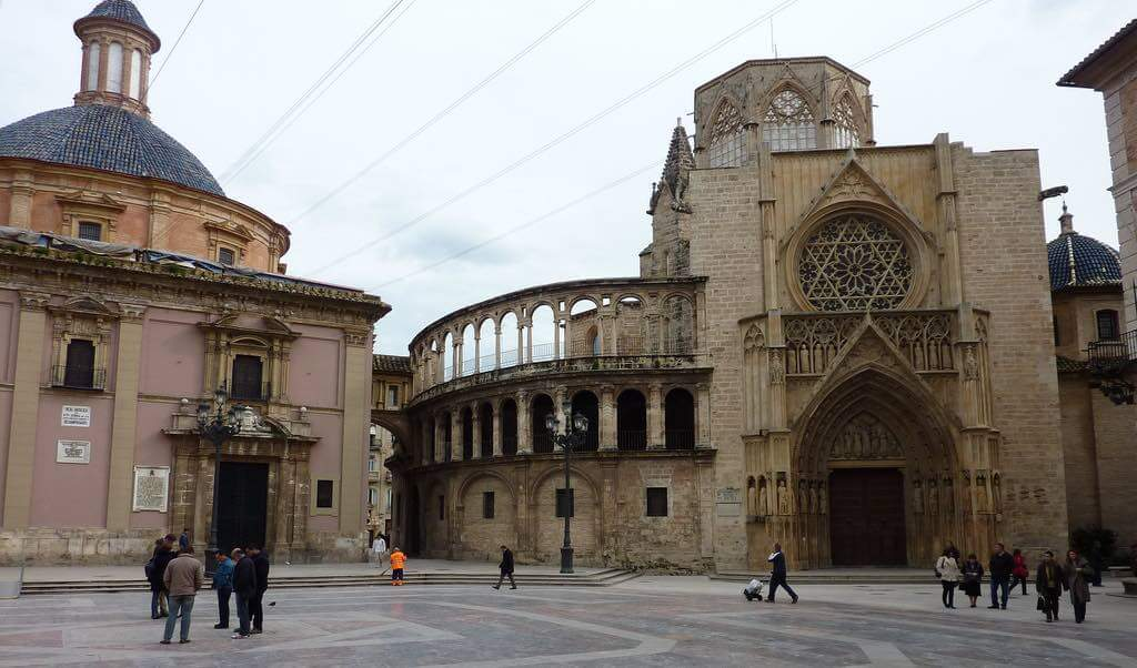 Valencia Cathedral - by Stephen Morris - stephenfmorris/Flickr