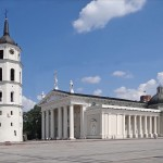 Vilnius Cathedral - by Jean-Pierre Dalbéra - dalbera:Flickr