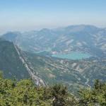 The views from Mount Dajti - by Albinfo:Wikimedia