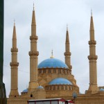 Al-Amin Mosque, Beirut - by delayed gratification:Flickr