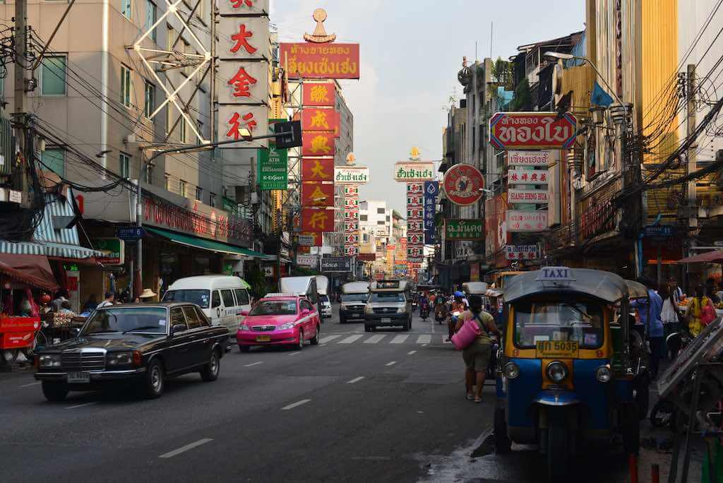 Bangkok Chinatown - by Nicolas Lannuzel :Flickr