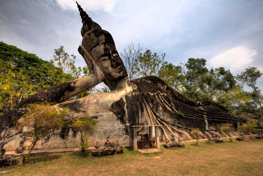 Buddha Park, Laos - by Rich Middleditch - middric:Flickr